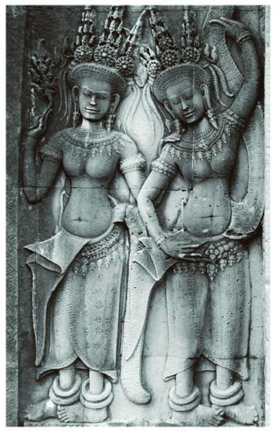 Angkor Apsaras