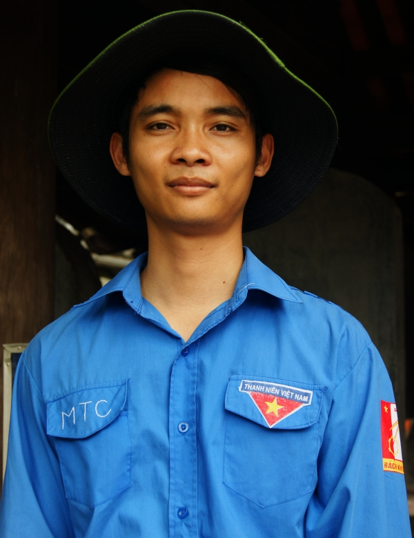Vietnam volunteer