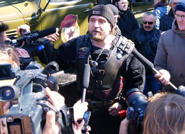 Russian biker surgeon